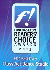Funcoast Reader's Choice Award 2013